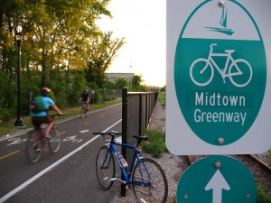 Midtown Greenway, Minneapolis MN