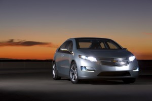 Electric Car - Chevrolet Volt