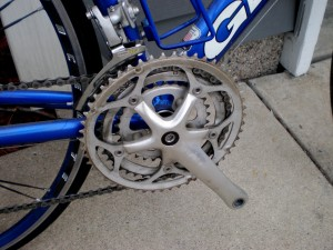 Front drive train - OCR1